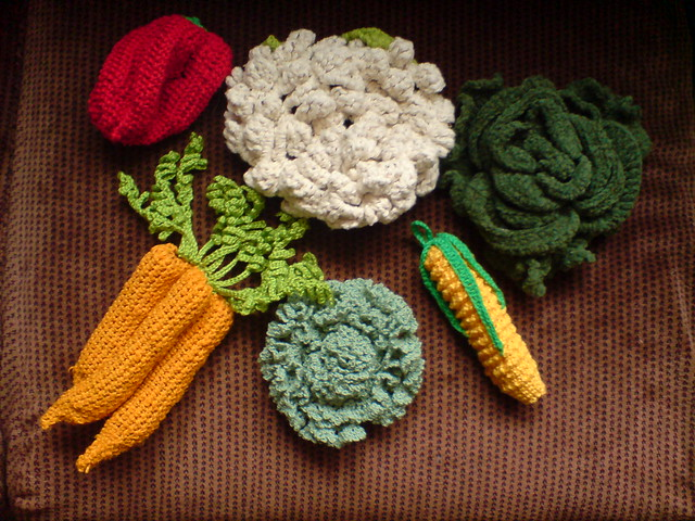Amigurumi Vegetable Patterns : Broccoli crochet pattern pdf crochet broccoli pattern amigurumi