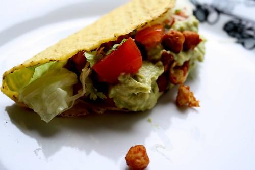 chickpea taco