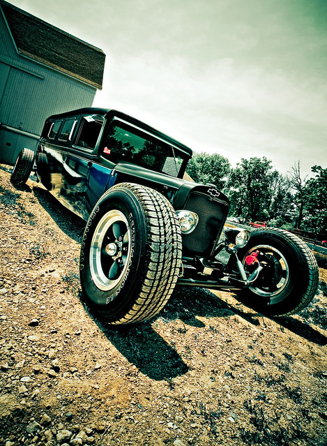 Hot Rod Limo