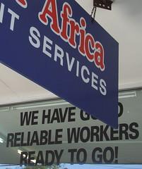 Horn of Africa Employment Services, Ipswich Rd, Annerley Junction, Brisbane, Queensland, Australia 090617