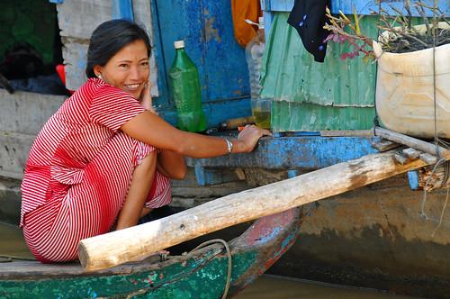 Cambodia-2865B - Beauty on the Lake....