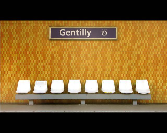 Gare de Gentilly