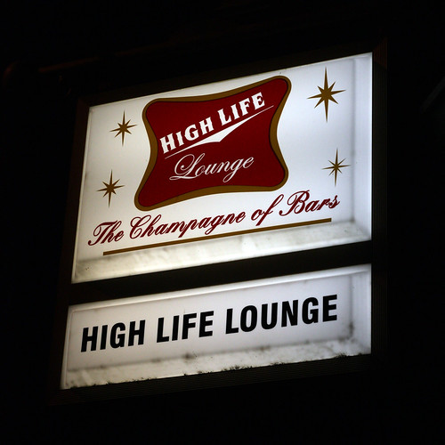 High Life Lounge - The Champagne of Bars by broox