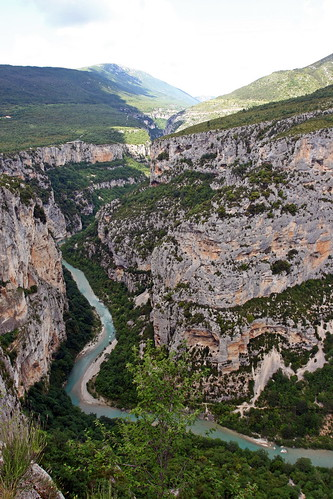 Gorges du Verdon by bibendum84, on Flickr