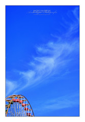 HDR Flight of the Ferris Wheel