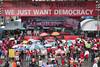 Red Shirt demonstration, Bangkok