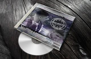 Technical Error CD Artwork