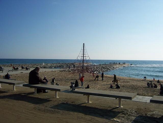 171 - Puerto y Barceloneta