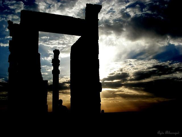 Persepolis Sunset I