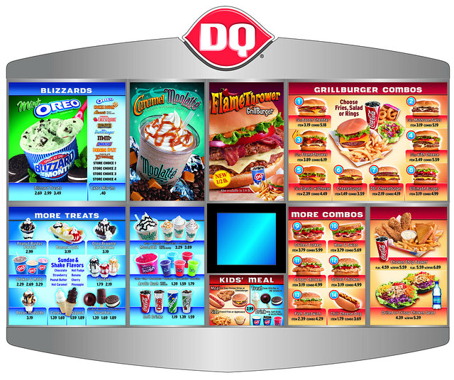 dairy queen menu prices pictures  Dairy queen menu prices for 2015