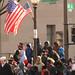 Americans and Flags - Washington DC, USA