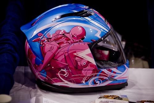 Anime Motorcycle Helmet Anime Motorcycle Helmet