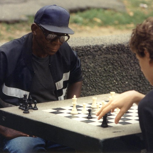 chess player