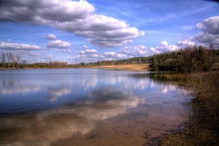 Lynford Water HDR
