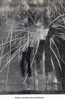 1936: bomben und raketen über dem maschsee