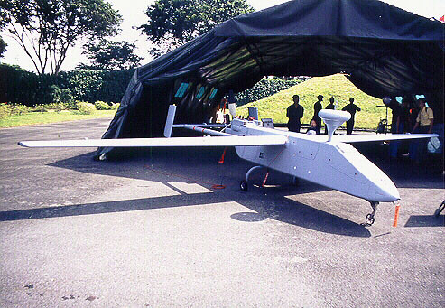 Searcher UAV