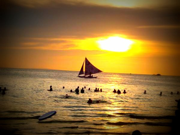 BORA SUNSET...=)