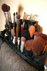 tool(0.0), organ(0.0), brown(1.0), brush(1.0),