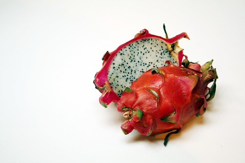 #138/365 - Dragon Fruit - disappointing