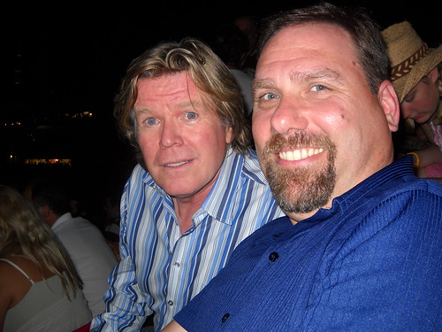 Peter Noone and Craig