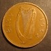 Small photo of Irish 1952 1 Penny - Obverse