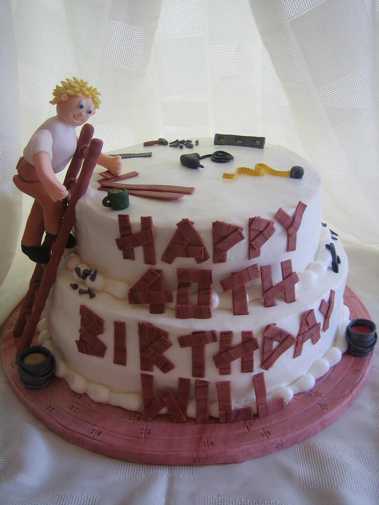 Birthday Cake Ideas For Turning 40 Naturallycurlye Com