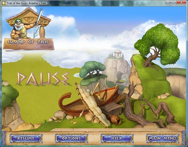 story 4-1 island of Zeus