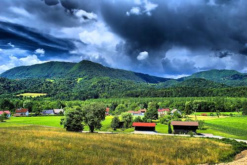 sky nature clouds landscape nikon hdr d60