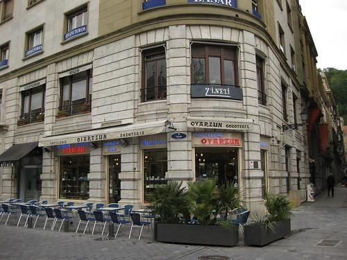 Pastelería Oiartzun, San Sebastián