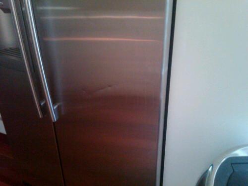 how to move a fridge