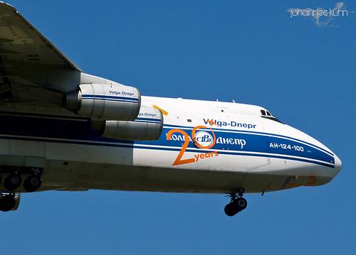 Volga Dnepr An124 RA-82042