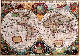 Antique map 18