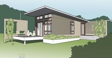 Bluhomes com - Flex Design #2 | Great green home designs fro