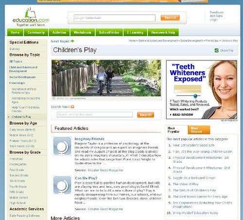 Children's Play _ Education.com