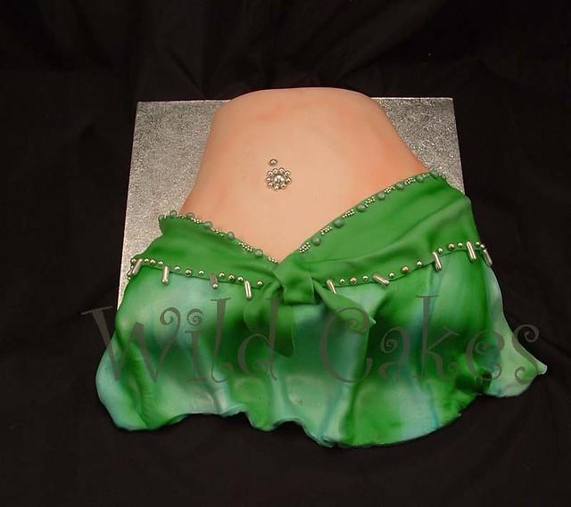 belly dancer cake Flickr - Photo Sharing!