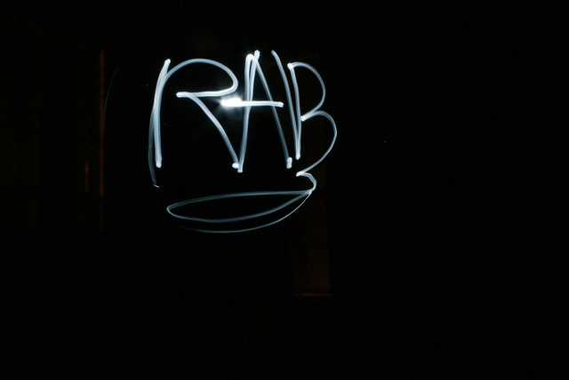 Rab Light Writing