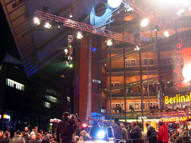 Red Carpet for Notorious at Berlinale