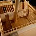 Model: Chicken Point Cabin by Patrick M Burnham