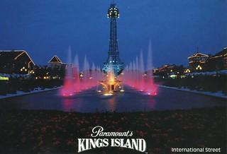 Paramount's Kings Island 1996