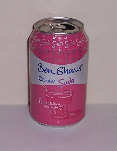 Can Cream Soda ~ Ben shaws cream soda can flickr photo sharing