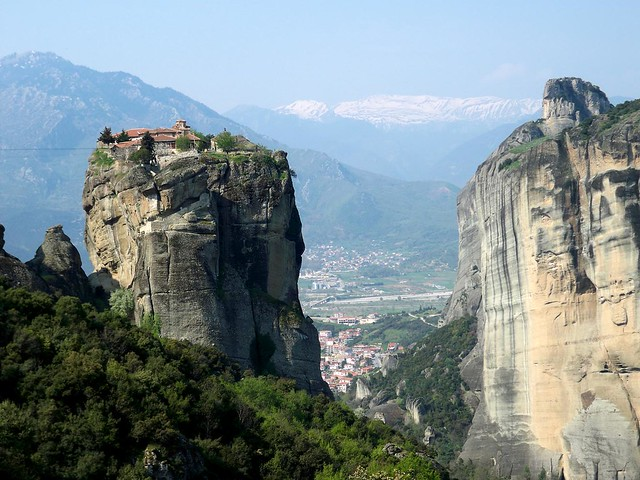 Μετέωρα - Meteora Monasteries, Greece