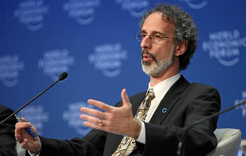 Peter Gleick - World Economic Forum Annual Meeting Davos 2009