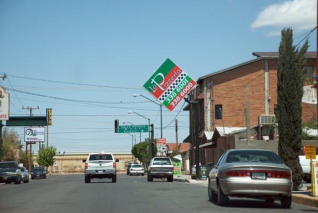 Mexican Pizzeria