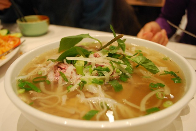 Special Beef with Pho rice noodle soup - An An Vietnamese … | Flickr ...