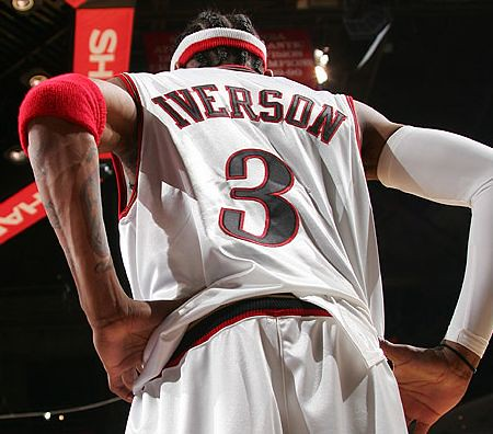 Allen Iverson 3 by thedanger23