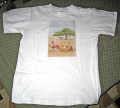pocket(0.0), baby products(0.0), art(1.0), baby & toddler clothing(1.0), textile(1.0), clothing(1.0), white(1.0), sleeve(1.0), shirt(1.0), t-shirt(1.0),