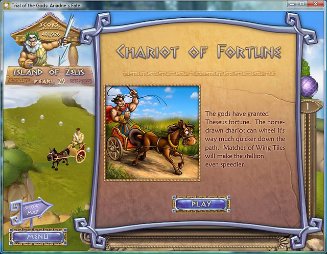 story 4-5 chariot of fortune