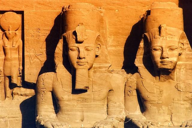Ramesses II, Abu Simbel