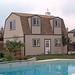 20x24 Barn Pool House