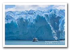 glaciar Perito Moreno, Patagonia